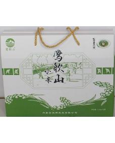 礼盒绿色:0.5kg*8袋