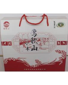 礼盒红色:1kg*5袋